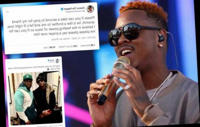 Singer Jeremih hospitalized with Covid-19 as celebrities ask for prayers for their 'brother' and 'friend'