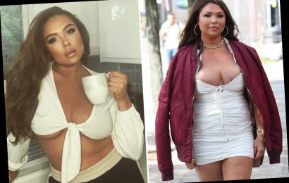 Towie's Fran Parman reveals she's lost two stone since trolls cruelly mocked her return to show