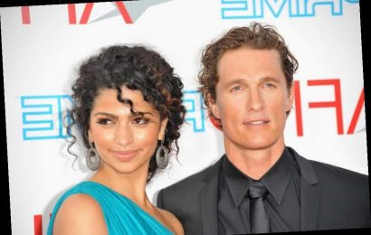 Matthew McConaughey Had to Work Really Hard to Get Camila Alves to Notice Him