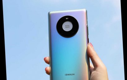 Huawei Mate 40 Pro review: If it wasn't for Trump, it might be the phone of the year