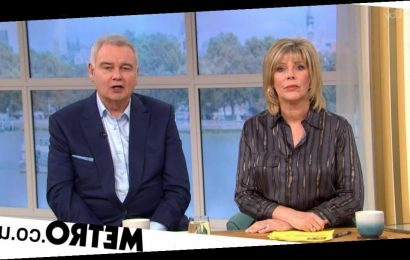 This Morning denies axing Eamonn Holmes and Ruth Langsford from show