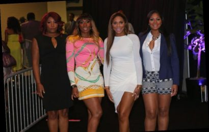'Braxton Family Values': Traci Defends Her Blowup at Trina's Wedding and Talks Drama Between Her Son and Her Sister