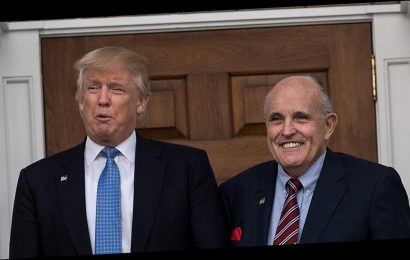 Rudy Giuliani Reveals Trump's Next Move After Being Declared Election Loser