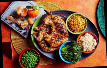 Nando's has launched a new clementine chicken flavour for Christmas