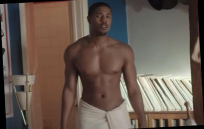Seriously Sexy Eye Candy: The Closest to Naked These Sexiest Men Alive (Michael B. Jordan Included!) Have Ever Been On Screen