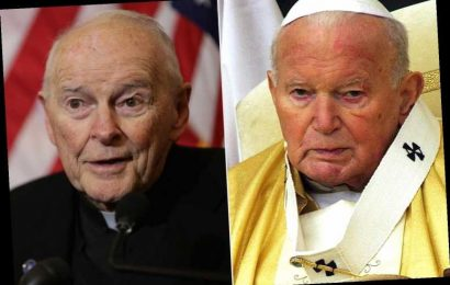 Pope John Paul II Was Warned About Sexual Abuse Allegations Against Cardinal Theodore McCarrick