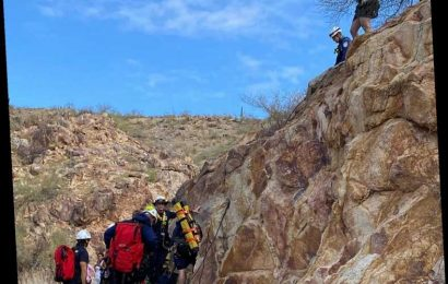 Man Rescued from 'Steep Canyon' Off Phoenix Mountain Trail After Falling Off His Horse