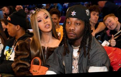 Cardi B's divorce from Offset just took a surprising new turn