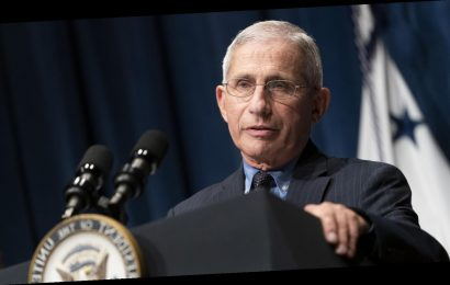 The surprising reason Dr. Fauci had a Zoom call with Kim Kardashian West