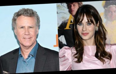 Zooey Deschanel reveals the truth behind this famous Elf scene with Will Ferrell
