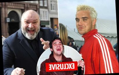 Robbie Williams axed from Take That after Neil Ruddock 'kidnapped' him in Spain