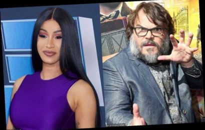 Jack Black Strips Down to Tiny Speedo to Recreate Cardi B's 'WAP' Twerking in Viral Video