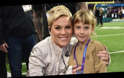 Pink's 9-Year-Old Daughter Shares Her 'Wishes' for the Election Result