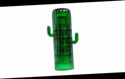 DOIY's Saguaro Coffee Glasses Offer Another Way To Bring a Cactus Home