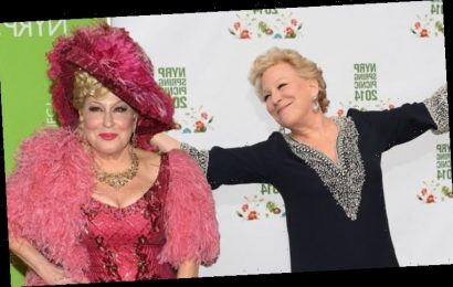 Bette Midler movies: How many movies has Bette Midler been in?