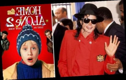 Michael Jackson visited Macaulay Culkin on Home Alone 2 set – 'That was wild, no one knew'