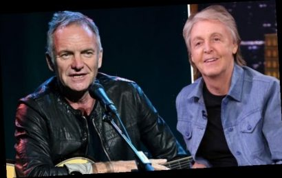 The Beatles: Paul McCartney admits which Sting song he 'wishes' he had written