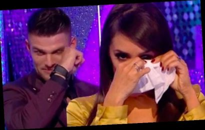 Aljaz Skorjanec and Janette Manrara's future plans 'up in the air' after Strictly final