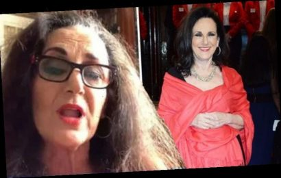 Lesley Joseph: Birds of a Feather star addresses lockdown concern 'Didn't feel very well'