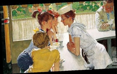 The real-life muses Norman Rockwell used to create his illustrations