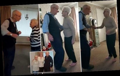 Couple aged in their eighties rack up over 1 million views