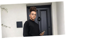 Inside The Real Full Monty star Perri Kiely's incredible minimalist Essex home with modern art galore