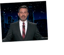 Jimmy Kimmel Tells Twitter What It Should Really Do To Donald Trump's Feed