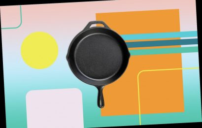 Over 70,000 Amazon shoppers love this best-selling Lodge cast iron skillet — and it's on sale for $15