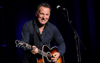 Bruce Springsteen's Unreleased 'Harry Potter' Song Was Rejected By J.K. Rowling