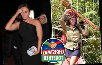 Vicky Pattison admits being 'overwhelmed' by loneliness after sudden I'm A Celeb fame made her unable to trust anyone