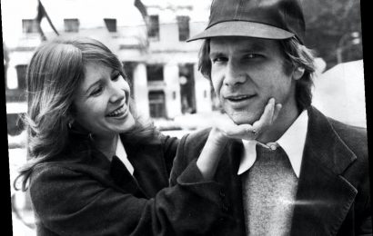 Carrie Fisher Fantasized About Marrying Harrison Ford While Filming 'Star Wars'