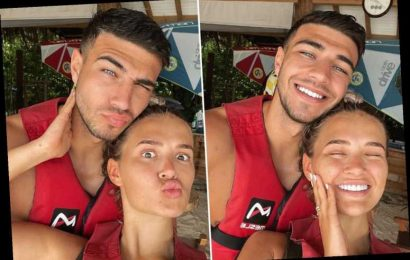 Molly-Mae Hague sparks rumours she's secretly engaged to Tommy Fury with cryptic comment about 'doing this forever'