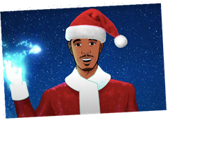 'Masked Singer': Nick Cannon Makes a Bad Xmas Pun in Holiday Singalong Teaser (Exclusive Video)