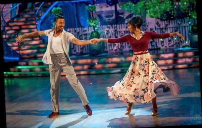 Strictly Come Dancing audience will return next week as the country comes out of lockdown