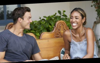 We Found Proof That Ben Returns to The Bachelorette to Profess His Love For Tayshia