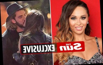 Strictly's Katya Jones reveals 'I was talked about more than Brexit after THAT Seann Walsh kiss'