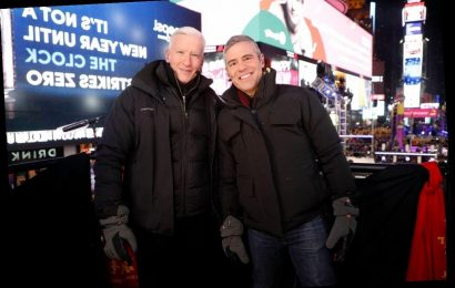 Are Anderson Cooper and Andy Cohen Still Hosting New Year's Eve? How to Watch the Pair Ring in 2021