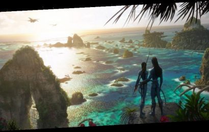 Look Upon the Final 'Avatar 2' Set Photos of 2020, Which Feature Fancy Filmmaking Equipment and a Space Boat