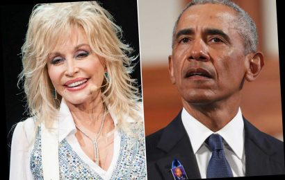 Barack Obama regrets not giving Dolly Parton Presidential Medal of Freedom