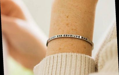 Chic Mantra Bracelets for Daily Encouragement