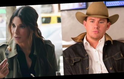 Channing Tatum to Romance Sandra Bullock in 'The Lost City of D'