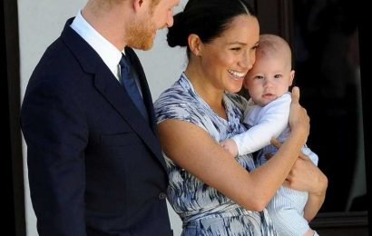 Meghan Markle and Prince Harry Are Turning Archie's Fashion Statement into Good