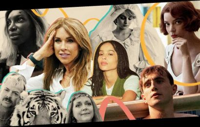 An Ode to the 20 TV Shows We Couldn't Stop Talking About This Year