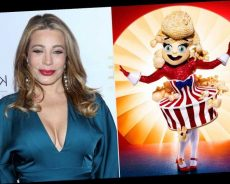 Taylor Dayne Reveals She Picked Her Masked Singer Popcorn Costume for This Patriotic Reason
