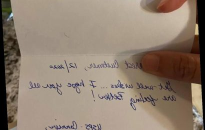 Mail Carrier Delivers Special Care Package to Single Mom Battling COVID: 'Made My Entire Year'