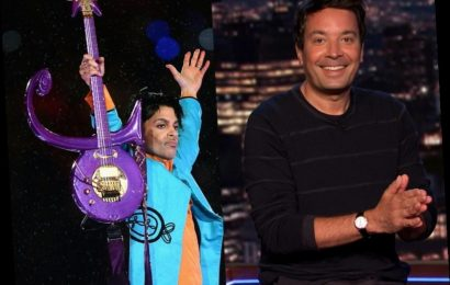 Prince Once Dusted Jimmy Fallon in Ping Pong Then Vanished After the Match