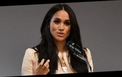 Inside Meghan Markle's first public appearance since her miscarriage