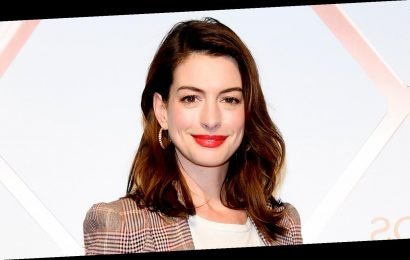The Real Reason Anne Hathaway Stopped Drinking