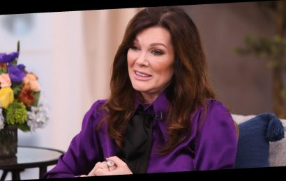 The Real Story Behind Lisa Vanderpump Fainting On Dancing With The Stars