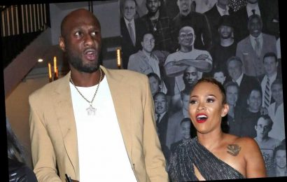 Lamar Odom claims ex Sabrina Parr is holding his social media hostage